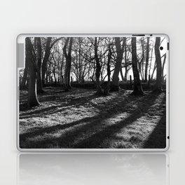 Railway Trees Laptop & iPad Skin