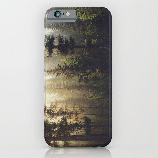 Sunrise Forest iPhone & iPod Case