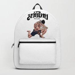 Wai Khru Muay Thai Backpack