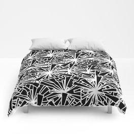 Art Deco Pattern Comforters