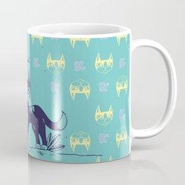 Curiosity Killed the Cat Coffee Mug