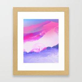 STAIRWAY TO Framed Art Print