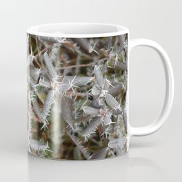 Frosted Stars Coffee Mug