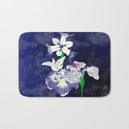 The fusion of heaven and earth Bath Mat