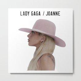 Joanne Lady Metal Print