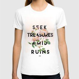 Seek Treasure T-shirt