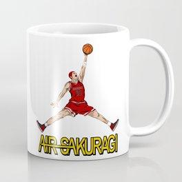 """Air Sakuragi"" Slam Dunk Anime Creative Design Coffee Mug"