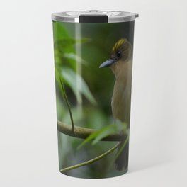 Birds from tropical forest Travel Mug