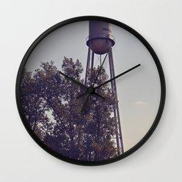 Gideon Water Tower Wall Clock