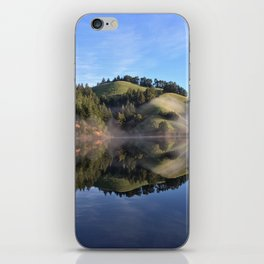 Perfection Reflection iPhone Skin