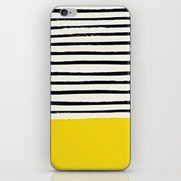 Sunshine x Stripes iPhone Skin