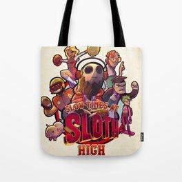 Slow Times at Sloth High Tote Bag