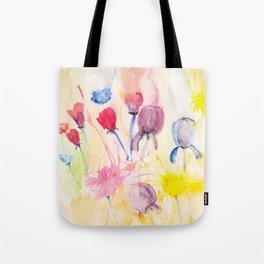 Wildblumen / Wild flowers Tote Bag