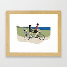 Carmelina Gift Project Framed Art Print