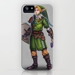 The Legend of Zelda: Link iPhone Case