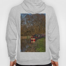 Living On The Kennet and Avon Canal Hoody