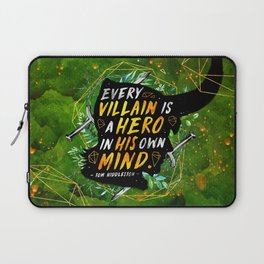 Every villain Laptop Sleeve