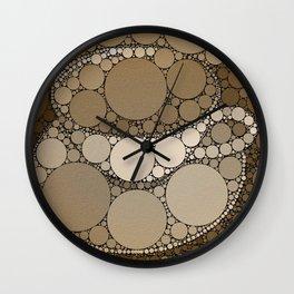 Cappuccino Anyone? Wall Clock