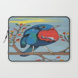 Have A Tweet Day Laptop Sleeve