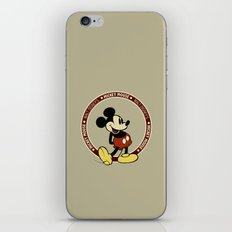 Mickey Mouse Vintage iPhone & iPod Skin