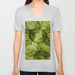 kiwi Unisex V-Neck