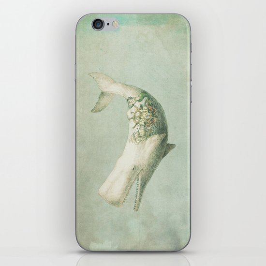 Far and Wide iPhone & iPod Skin