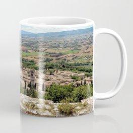 Assisi View Coffee Mug