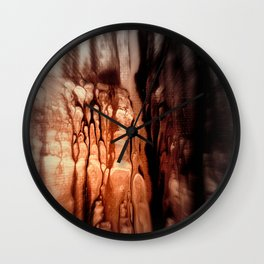 Light in the darkness/Nr.625 Wall Clock