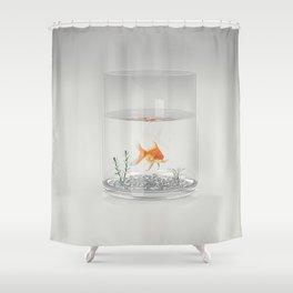 Fish tank Shower Curtain