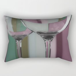 Glassware Rectangular Pillow