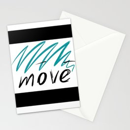 move Stationery Cards