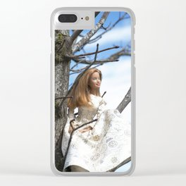 Spring Muse Clear iPhone Case