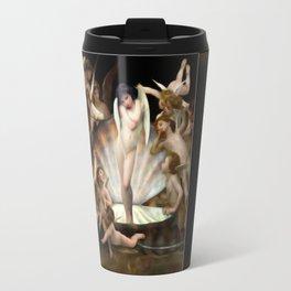 Bouguereau's Angels Surround Cupid Travel Mug