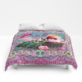 magical crystal dreamland  Comforters