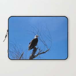 Clear Sight (Bald Eagle) Laptop Sleeve