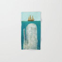 The Whale Hand & Bath Towel