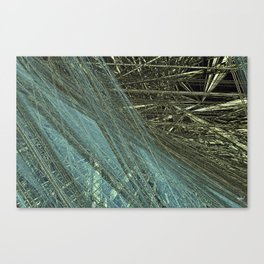 Resolve Canvas Print
