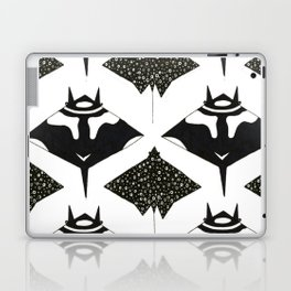 mantas and spotted eagle rays Laptop & iPad Skin