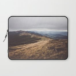 Over the hills and far away Laptop Sleeve