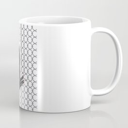 Brutal Fence Coffee Mug