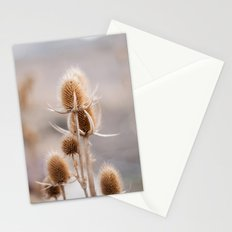 Thistles II Stationery Cards