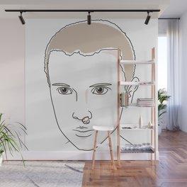 Eleven Hanky Wall Mural