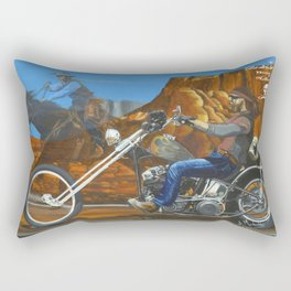 Ghostrider Tribute Rectangular Pillow