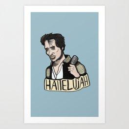 Hallelujah Art Print