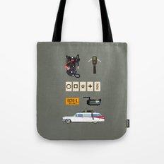Ghostbusters v.2 Tote Bag