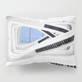 Zaha H A D I D | architect | Dominion Office Building Pillow Sham