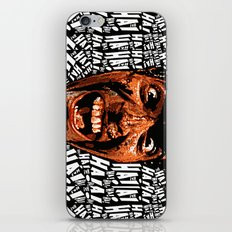 HA! HA! HA!  |  EVIL DEAD 2:  DEAD BY DAWN iPhone & iPod Skin