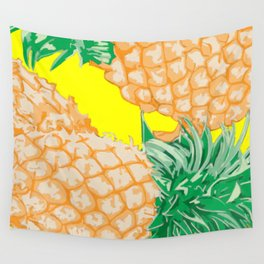 Pineapple, 2013. Wall Tapestry