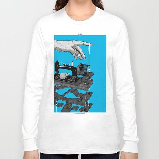 Mechanical rat Long Sleeve T-shirt