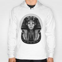 egypt Hoodies featuring Egypt by nicksimon